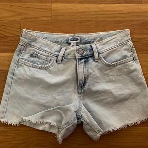 kids old navy shorts